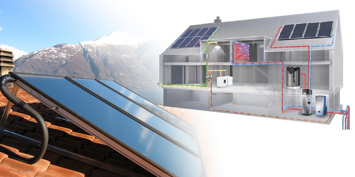 ENERGIA RINNOVABILE SOLARE