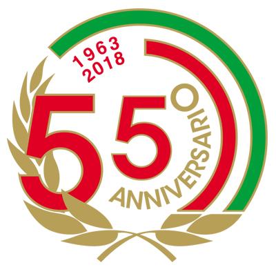 55° anniversario