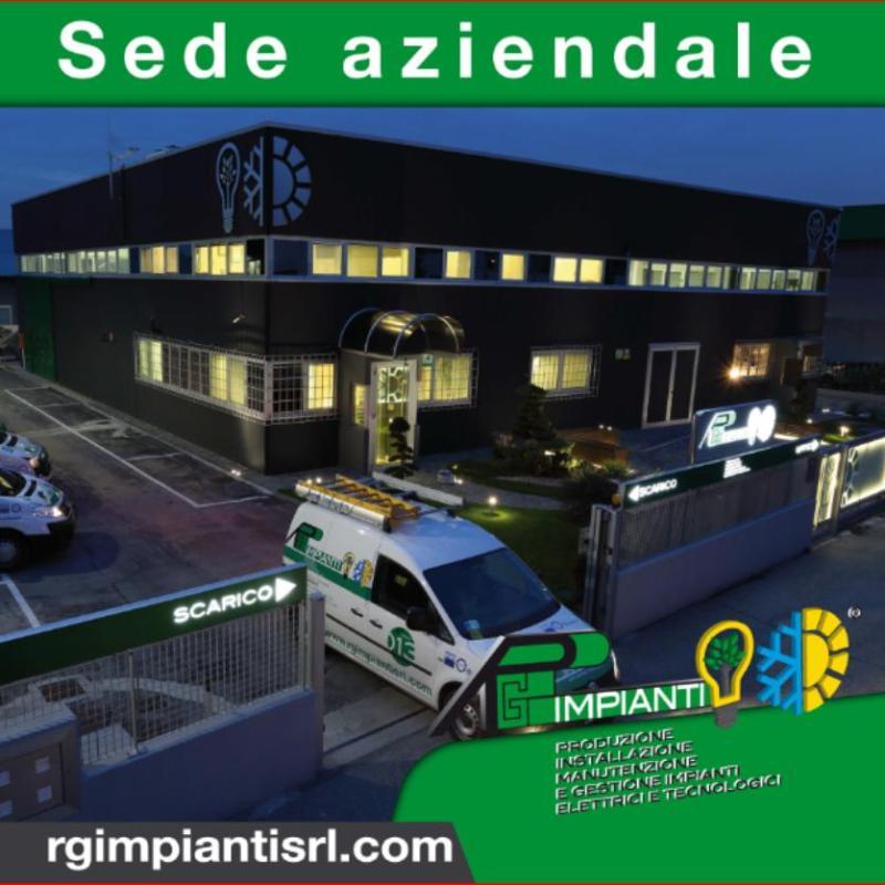 SEDE AZIENDALE R.G. IMPIANTI