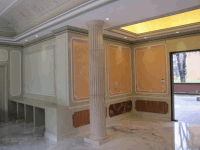 colonna rastremata proges