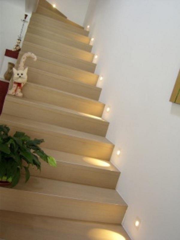 Illuminazione scala - Zurlo Impianti