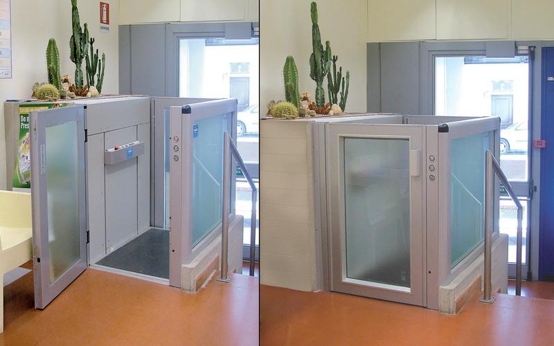 Preventivo per ascensori mercury venezia paginegialle casa - Ascensori da casa prezzi ...