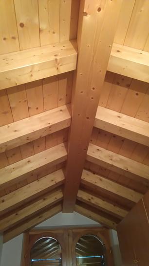 tetti in legno Da Gioz Ennio