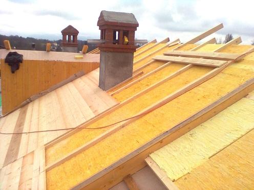 ristrutturazione tetti in legno Da Gioz Ennio