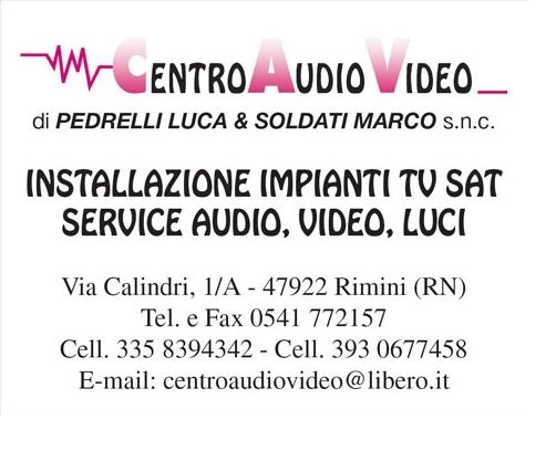 Centro Audio Video - contattaci