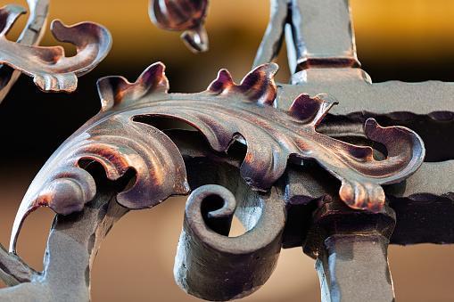 Decorazioni in ferro