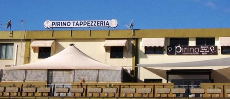 TENDE DA ESTERNO PIRINO TAPPEZZERIA
