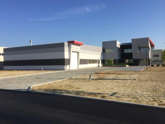 Edificio industriale Bezzegato Antonio