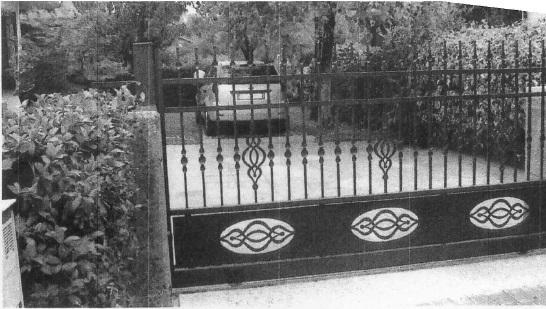 Farinelli cesarino - cancello1