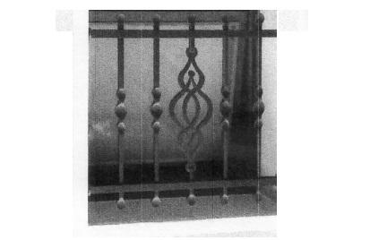Farinelli cesarino - grata finestra