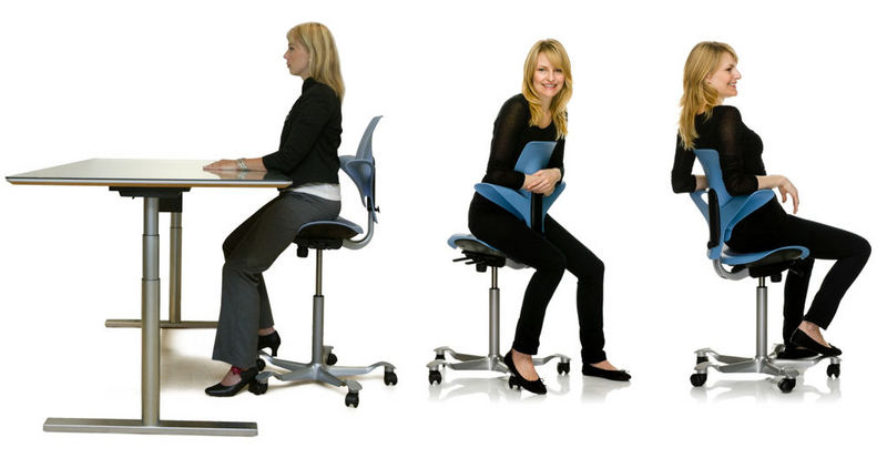 Sedute ergonomiche SBERNINI