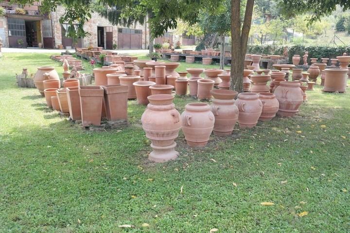 Ceramica e terracotta Fontana
