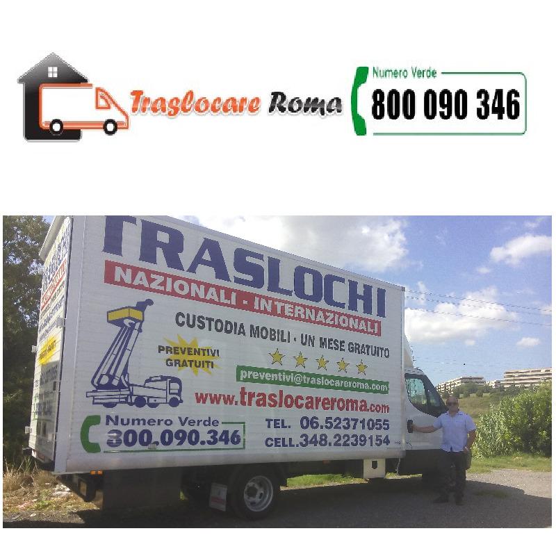 TRASLOCHI ROMA