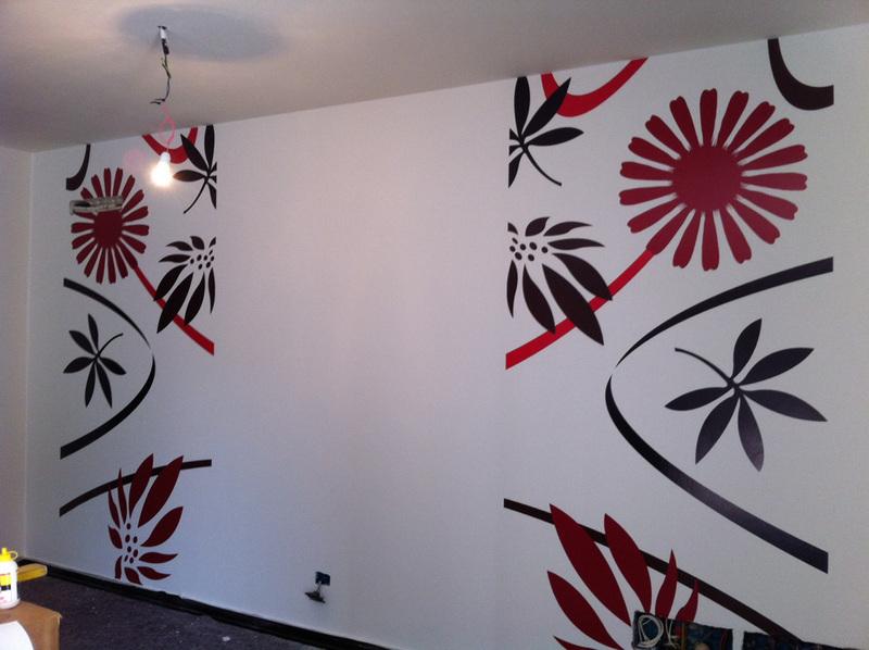 applicazione stampe murali