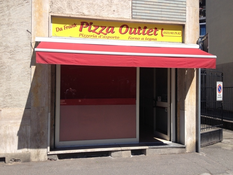 Pizzeria D'Asporto Pizza Outlet