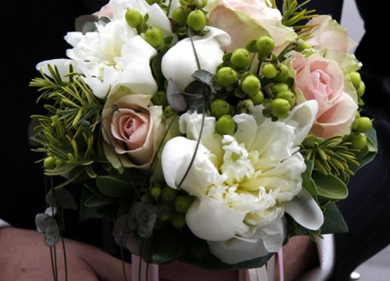 Bouquet sposa Fioreria Bressan