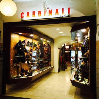 Cardinali Calzature - Calzature - vendita al dettaglio Chiavari