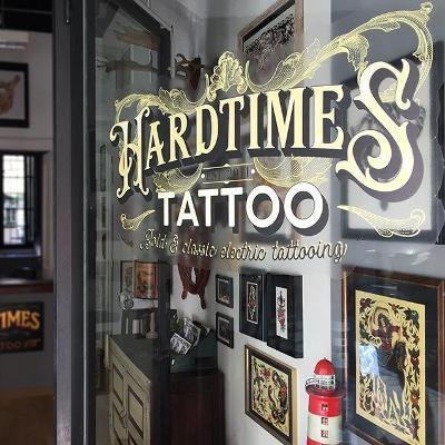 Hardtimes Tattoo