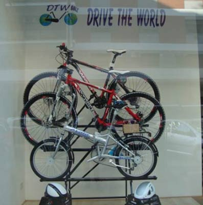 Dtw Bike - Drive The World