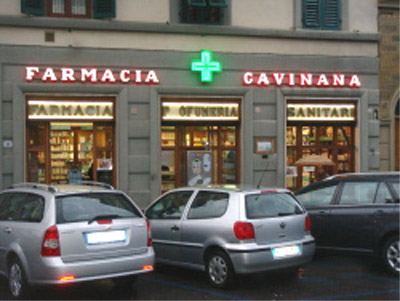 Farmacia Gavinana