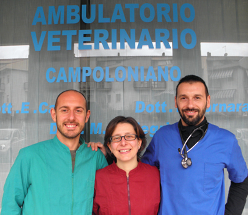 Ambulatorio Veterinario Campoloniano