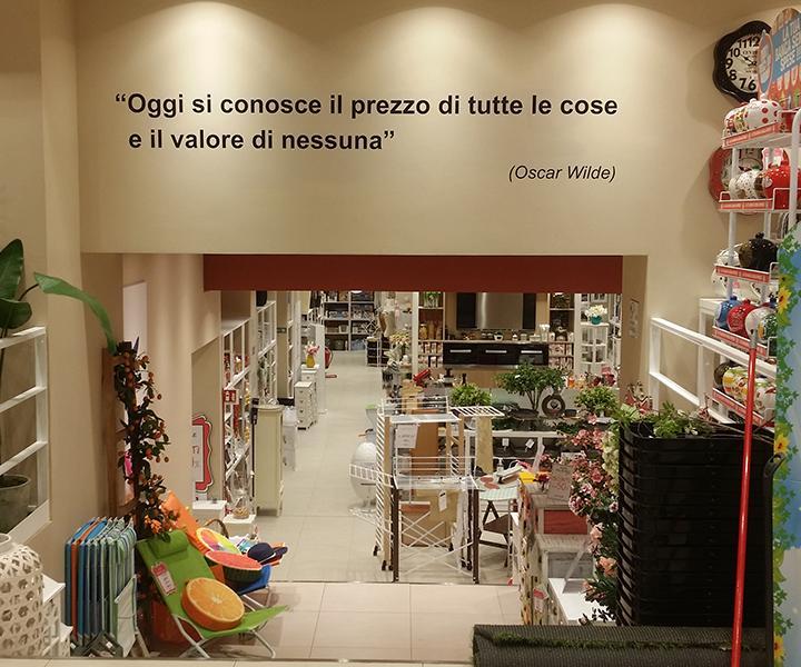 progettazione negozi roma