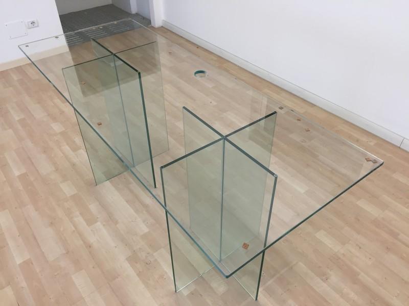 arredamento in cristallo