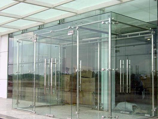 vetrine in cristallo