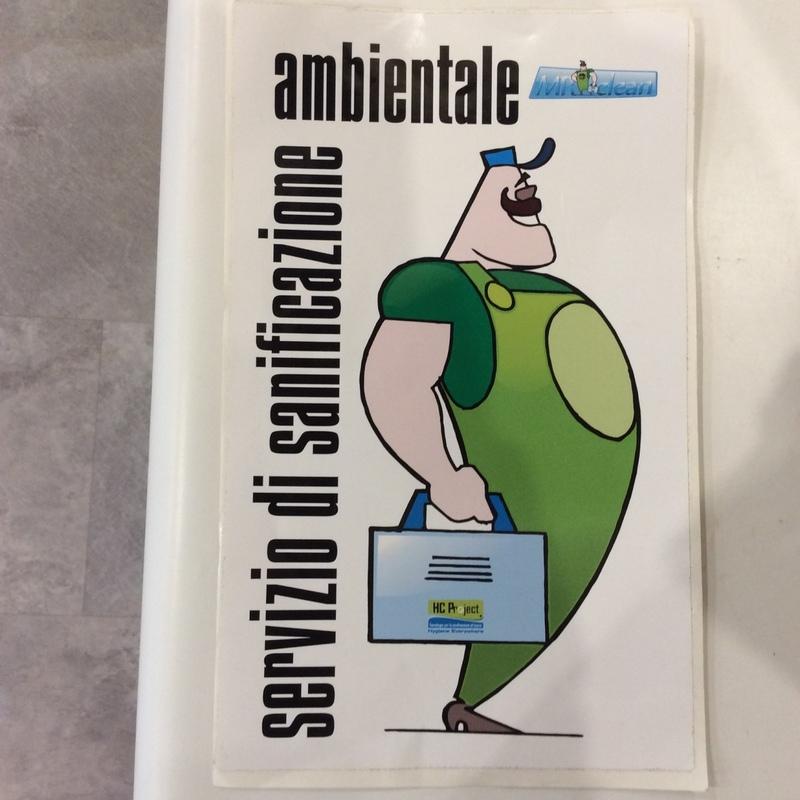 SANIFICAZIONE AMBIENTALE OZONO