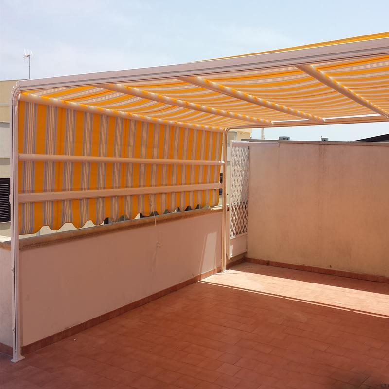 Tenda per esterno