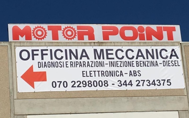Autofficina Meccanica Motor Point