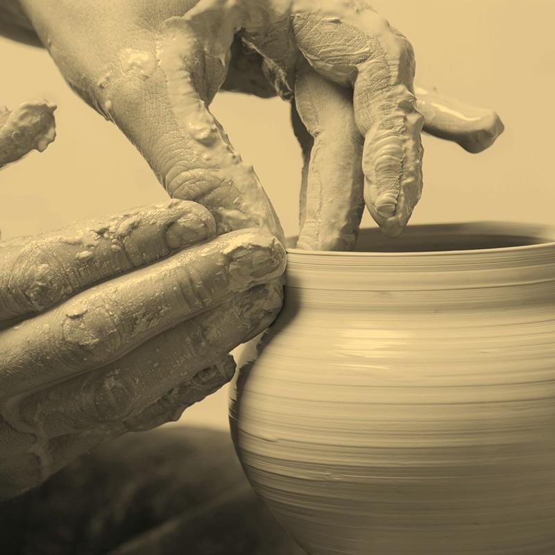 Creazione vaso