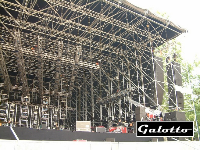 palco rock