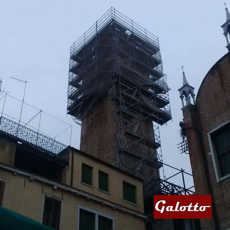 ponteggio torre
