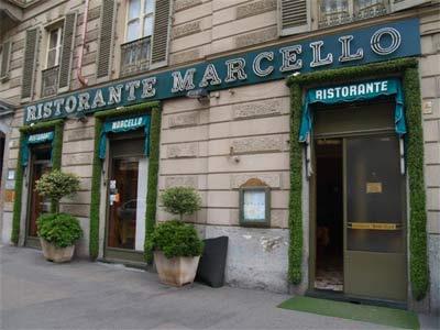 ristorante marcello torino corso stati uniti 4
