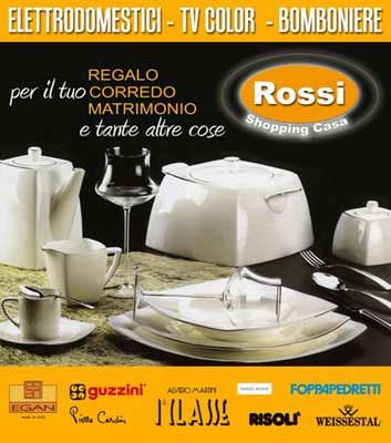 Rossi Shopping Casa