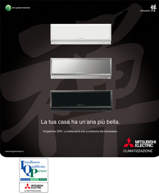 Tryon - Show Room Ufficiale Iqp e Hp Mitsubishi Electric