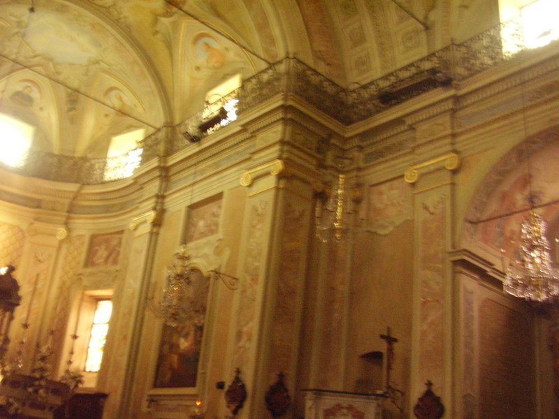 Chiesa S.Pietrro Savignone - Genova