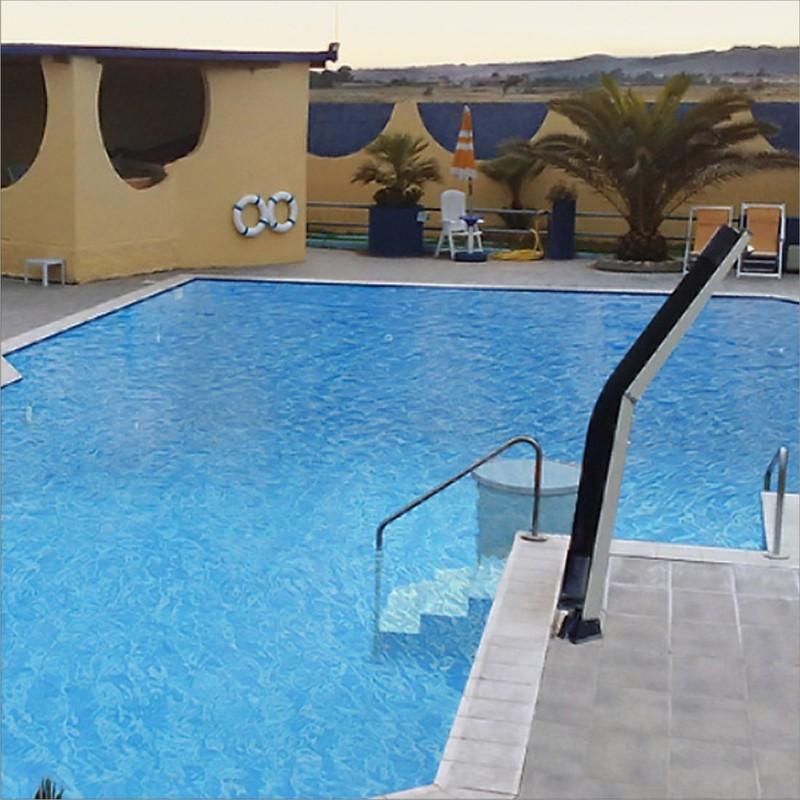 Costruttore di piscine