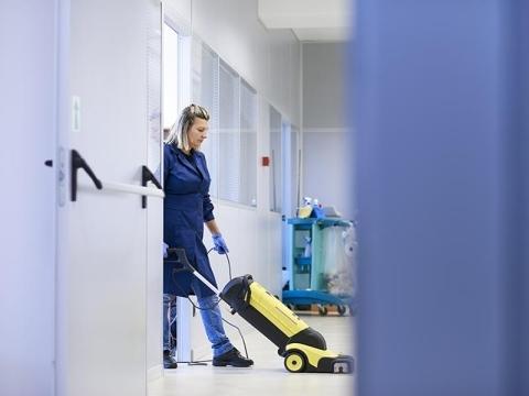 impresa pulizie industriali  BIOSAN - SERVIZI INTEGRATI PER L'AMBIENTE