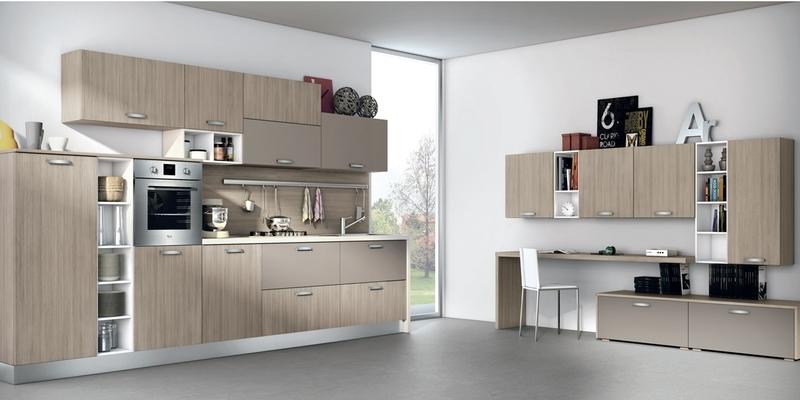 Creo Kitchens Store Cucine Lube modello Alma