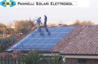 Energia solare ed energie alternative pannelli solari for Pannelli solari immagini