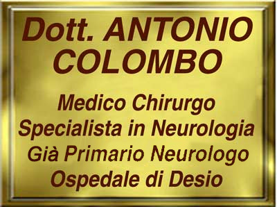 Colombo Dr. Antonio
