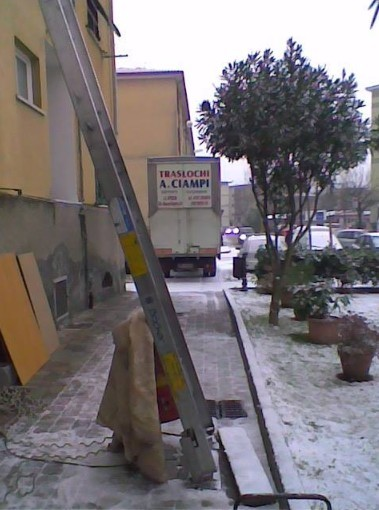 Traslochi assicurati Ciampi La Spezia