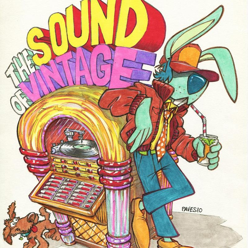 The Sound Of Vintage
