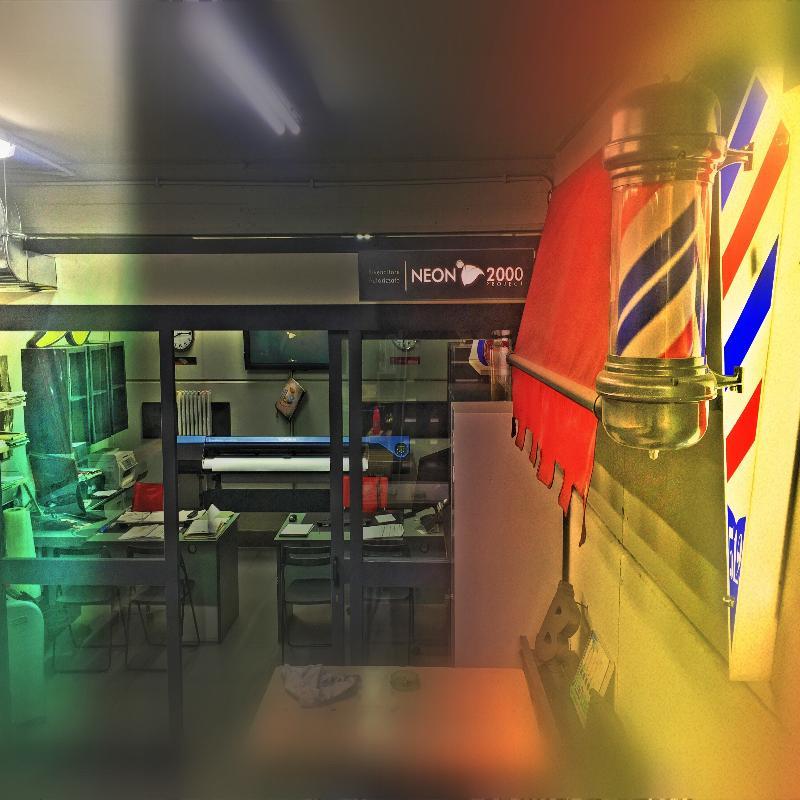 neon 2000 Factory - Laboratorio