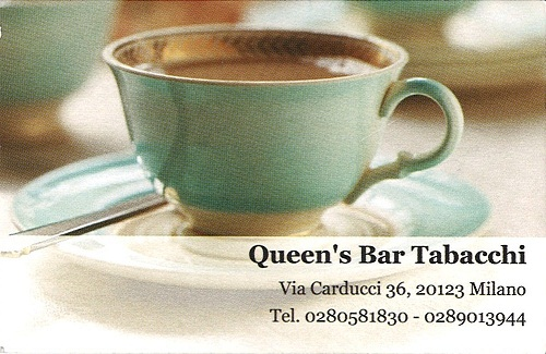 Queen 'S Bar Tabacchi