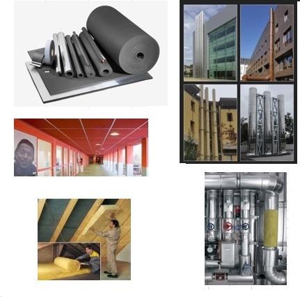 Isolanti termici ed acustici commercio isolservice s a s - Materassini isolanti ...