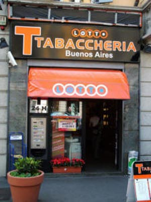 Tabaccheria Buenos Aires