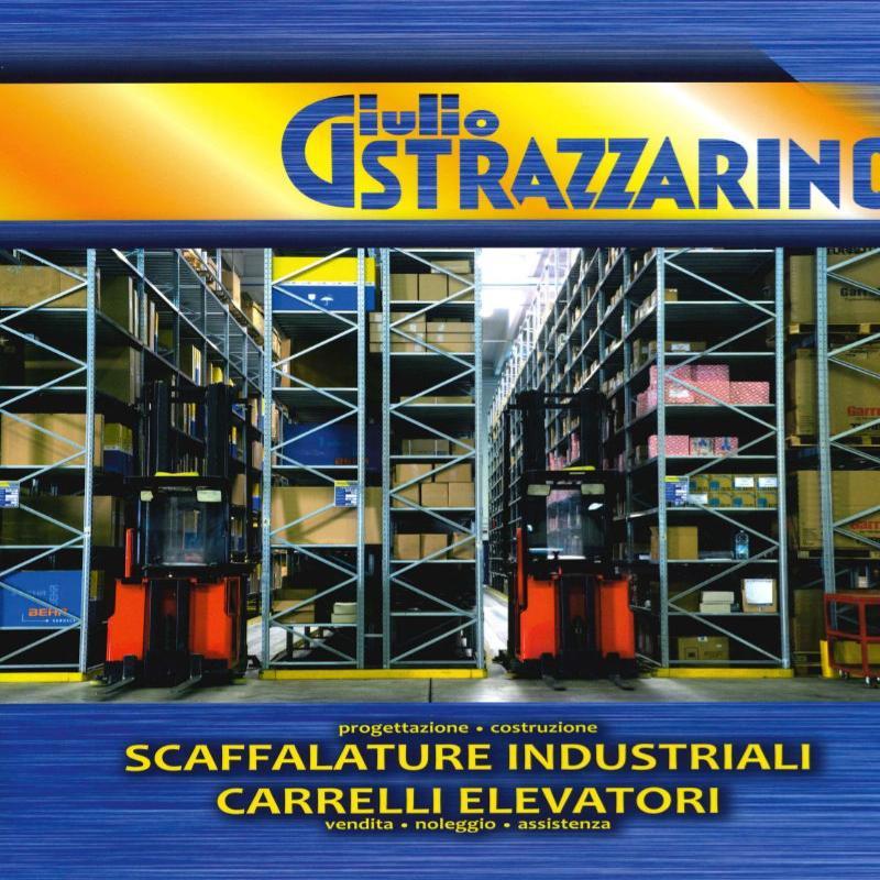 Scaffalature industriali